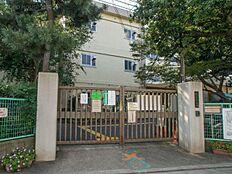 杉並区立永福小学校 距離680m