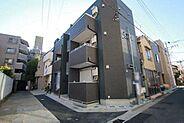 東京都墨田区 一棟売アパート 現地写真