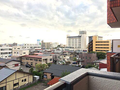 マンション(建物一部)-秋田市中通5丁目 バルコニー