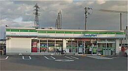 コンビニエンスストアファミリーマート和歌山野崎店まで1281m
