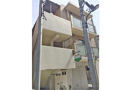 マンション(建物全部)-新宿区百人町1丁目 西側より撮影しました。