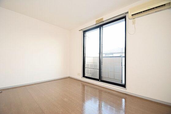 アパート-千葉市中央区寒川町3丁目 南向きで日当たりの良い室内