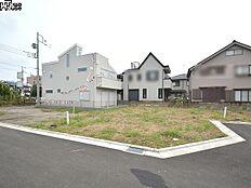 3号地 現地写真 西東京市南町5丁目