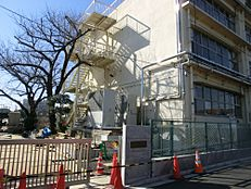中学校西東京市立ひばりが丘中学校まで570m