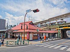 JR中央本線「日野」駅