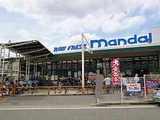 マンダイ尼崎食満店  647m
