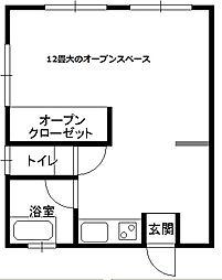 稲毛駅 1.5万円