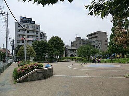 マンション(建物全部)-大田区西蒲田8丁目 周辺環境:西蒲田公園