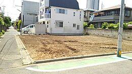 とても閑静な住宅街です。駅前再開発事業中により、街の雰囲気も変わってきました。