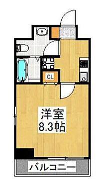 マンション(建物一部)-墨田区立川1丁目 広めの1Kタイプ。