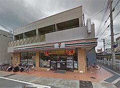 セブンイレブン 神戸本山中町4丁目店(634m)