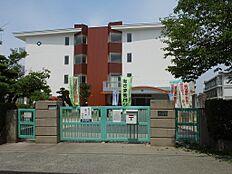 老松小学校554m