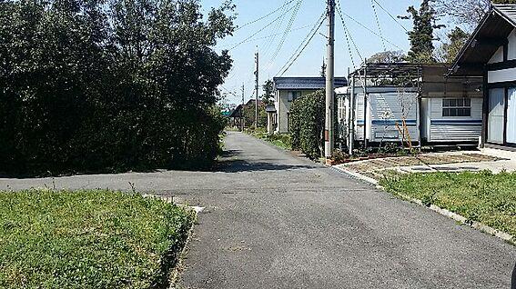 別荘-西伯郡大山町高田 前面道路