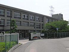 松陽中学校 約1570m