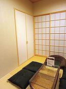 (参考プラン)間取図の和室のイメージです