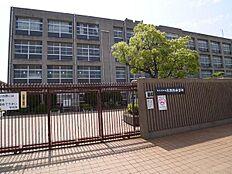 加古川市立平岡南中学校まで1000m