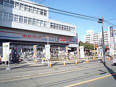東武ストア大森店:徒歩4分