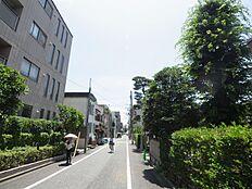 本地含む前面道路