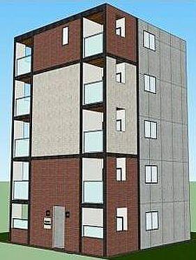 マンション(建物全部)-中央区佃3丁目 外観