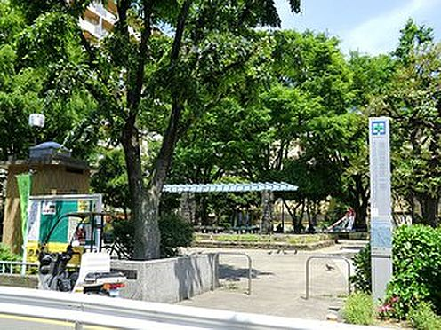 マンション(建物全部)-大田区西蒲田8丁目 周辺環境:新蒲田公園