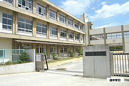 灘中学校 800m