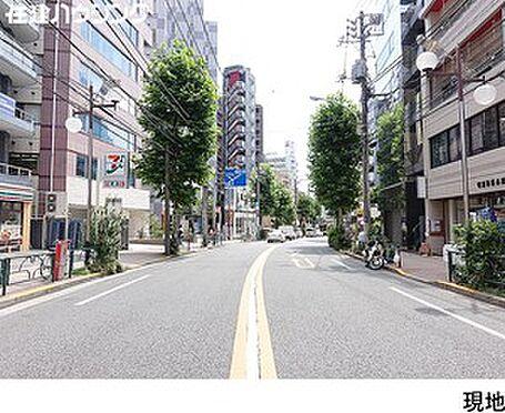 店舗(建物一部)-新宿区高田馬場4丁目 周辺