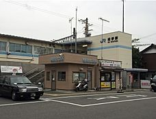 周辺画像(JR阪和線紀伊駅)