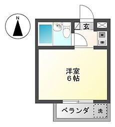 加納駅 2.5万円