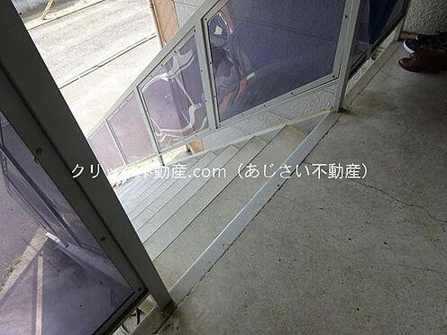 アパート-仙台市泉区南光台東3丁目 エントランス
