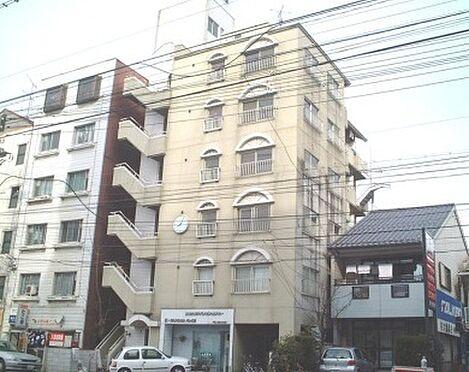 マンション(建物一部)-岡山市北区清輝橋3丁目 外観
