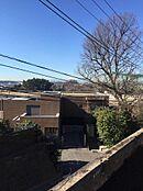 天気の良い日は富士山を臨めます。