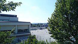 府中市紅葉丘2丁目 物件からの眺望(2016年10月撮影)