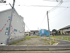 1号地 現地写真 西東京市南町5丁目