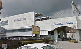 阪神「尼崎センタープール前」駅