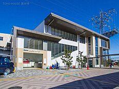西武拝島線「西武立川」駅 距離1360m