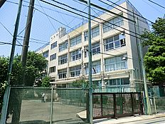 練馬区立石神井南中学校まで880m