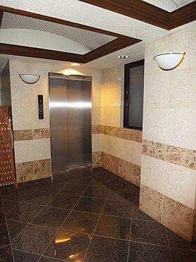 マンション(建物全部)-品川区東大井2丁目 エントランス内・エレベーター