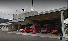 消防署紀美野町消防署まで2859m