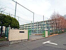 町田市立鶴川第二中学校 距離2960m