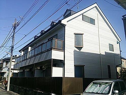 アパート-川崎市多摩区登戸 外観