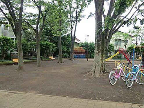 アパート-世田谷区玉堤1丁目 周辺環境:奥沢西公園