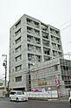平成18年築。RC造8階建のデザイナーズマンション。