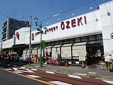 スーパーオオゼキ松原店 徒歩7分
