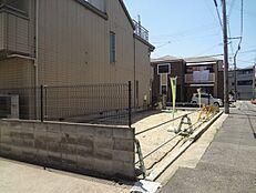 阪神武庫川駅徒歩7分。建築条件無しのため、お好きなハウスメーカーで建築できますよ。