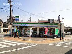 ファミリーマート尼崎貴布祢店  196m