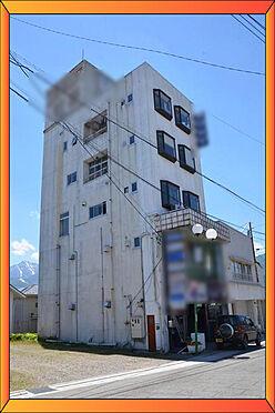 住宅付店舗(建物全部)-北杜市小淵沢町 外観