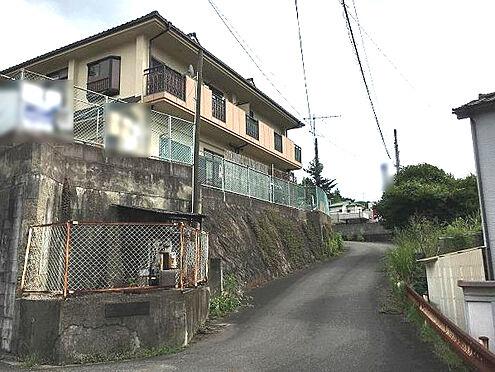 アパート-松山市溝辺町 外観