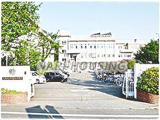 中学校武蔵村山市立第五中学校まで1039m