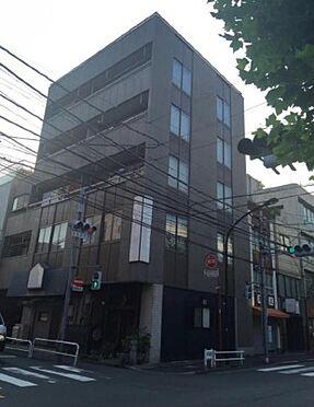 店舗付住宅(建物全部)-新宿区納戸町 外観
