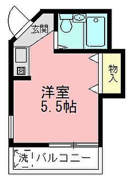 アパート-横浜市緑区白山1丁目 間取り